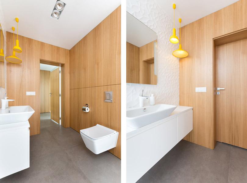 projektowanie wnętrz - minimalistyczne wnętrze gabinetu