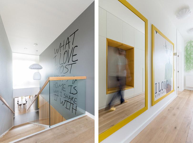 projektowanie wnętrz - minimalistyczny gabinet