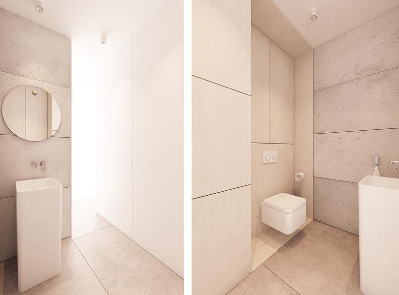 nowoczesne wc
