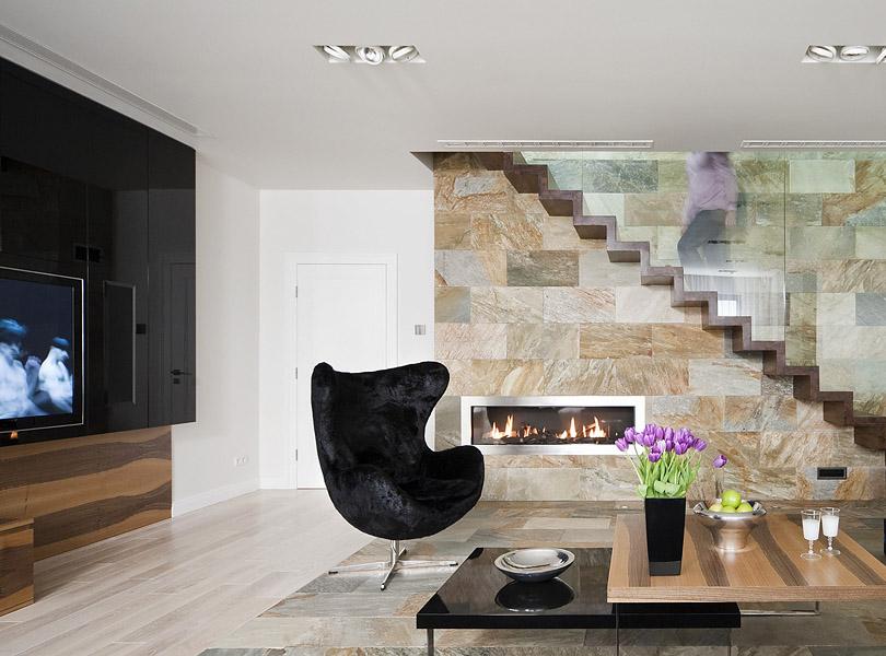 projektowanie wnętrz - inteligentny dom